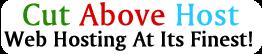 Cut Above Host logo